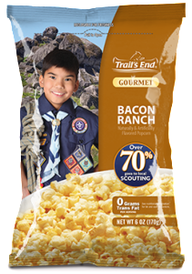 Bacon Ranch Bag 2014